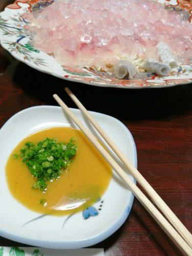 小城で鯉を食べる 60代以上の方にお勧め
